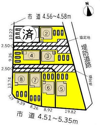 新築一戸建て 西尾市一色町松木島宮東 名鉄西尾線吉良吉田駅 1890万円