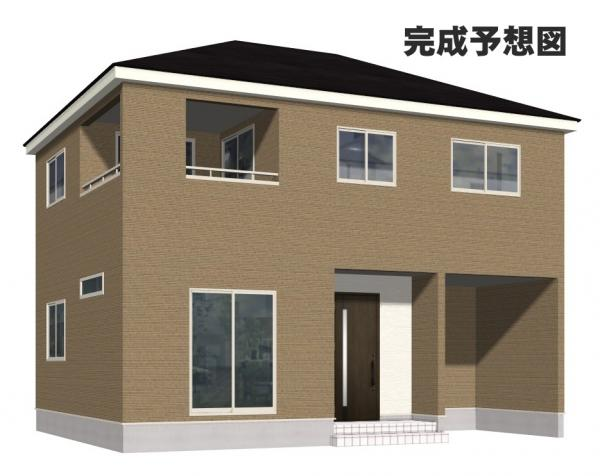 新築一戸建て 西尾市熊味町大道南 名鉄西尾線西尾口駅 2890万円