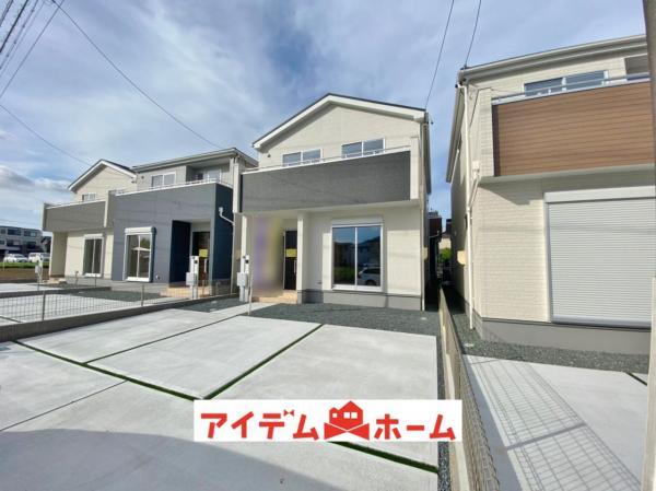 新築一戸建て 浜松市中区和合町 JR東海道本線(熱海〜米原)浜松駅 2590万円