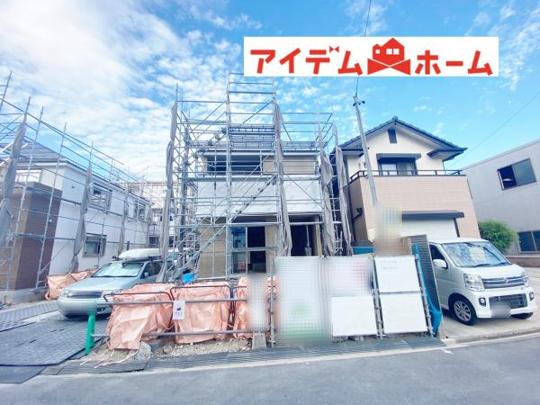 新築一戸建て 名古屋市守山区新守山1820番の一部、他 JR中央本線新守山駅 3490万円