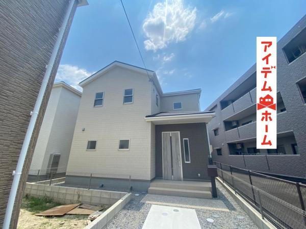 新築一戸建て 岡崎市大門3丁目 愛知環状鉄道大門駅 3180万円