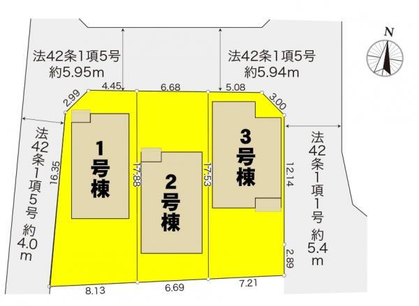 新築一戸建て 清須市東須ケ口115-1 名鉄津島線須ヶ口駅 2990万円