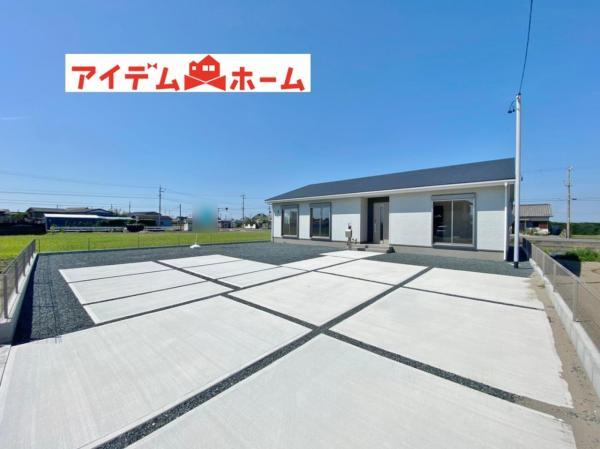 新築一戸建て 浜松市南区松島町 JR東海道本線(熱海〜米原)浜松駅 2490万円