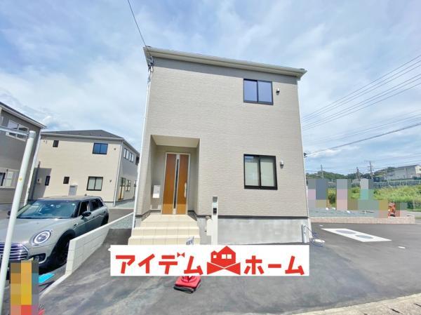 新築一戸建て 掛川市金城 JR東海道新幹線掛川駅 2380万円