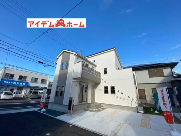 新築一戸建て 浜松市西区入野町 JR東海道本線(熱海〜米原)高塚駅 2850万円