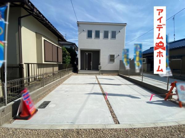 新築一戸建て 岡崎市坂左右町字堤上 JR東海道本線(熱海〜米原)岡崎駅 3380万円