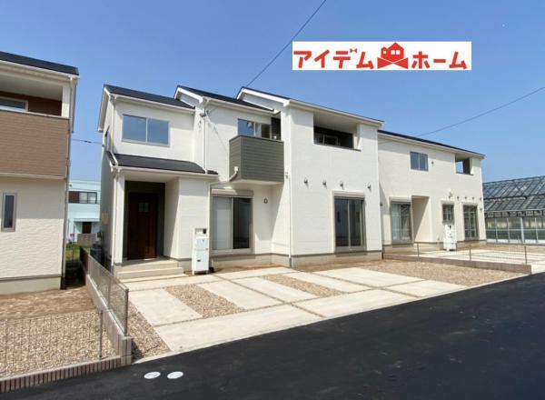 新築一戸建て 西尾市一色町松木島自分山 名鉄西尾線吉良吉田駅 2190万円