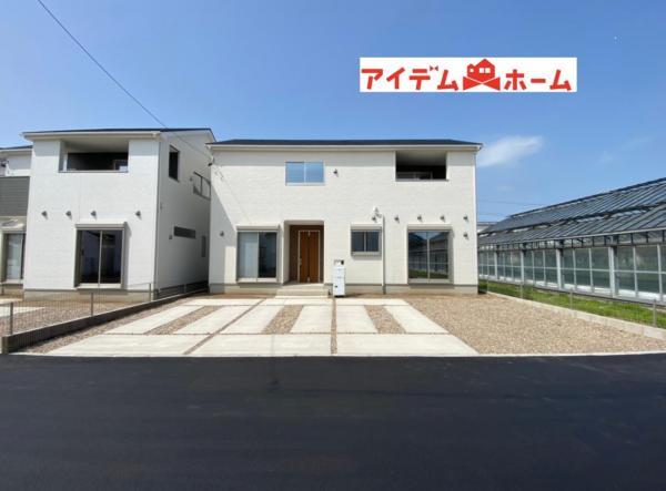 新築一戸建て 西尾市一色町松木島自分山 名鉄西尾線吉良吉田駅 2390万円