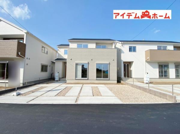新築一戸建て 西尾市一色町松木島自分山 名鉄西尾線吉良吉田駅 2290万円
