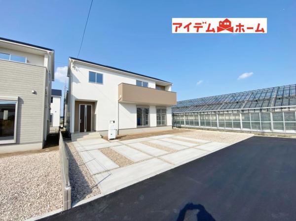 新築一戸建て 西尾市一色町松木島自分山 名鉄西尾線吉良吉田駅 2490万円