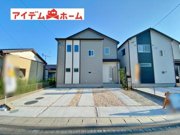 新築一戸建て 浜松市浜北区上島 遠州鉄道西鹿島駅 2450万円