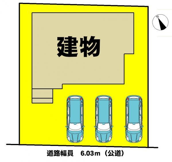 新築一戸建て 弥富市前ケ平2丁目 近鉄名古屋線佐古木駅 2490万円