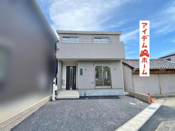 新築一戸建て 西尾市永楽町2丁目5-2 名鉄西尾線西尾駅 2490万円
