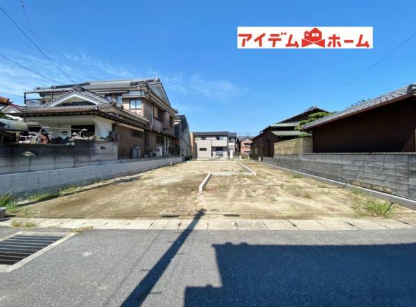 土地 西尾市中畑町郷蔵東 名鉄三河線碧南中央駅 1188万円