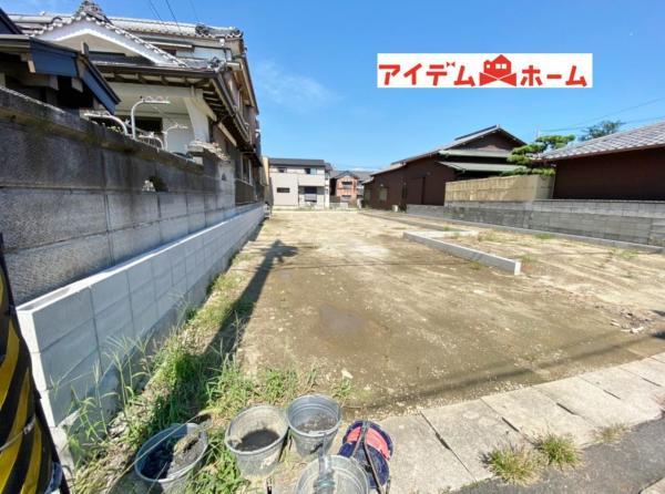 土地 西尾市中畑町郷蔵東 名鉄三河線碧南中央駅 1388万円