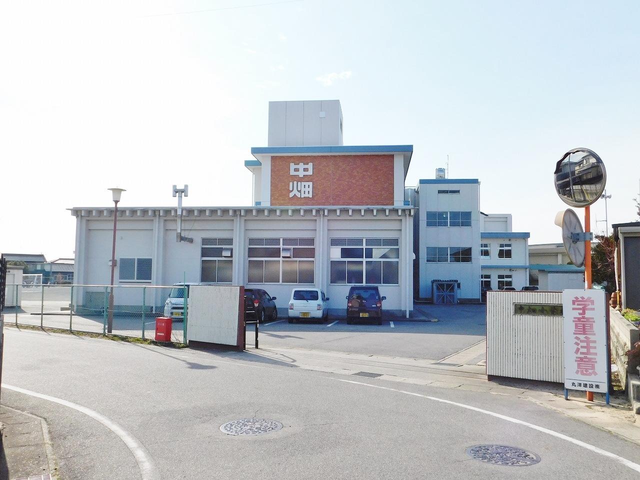 西尾市立中畑小学校