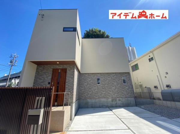 新築一戸建て 浜松市中区蜆塚1丁目  3280万円