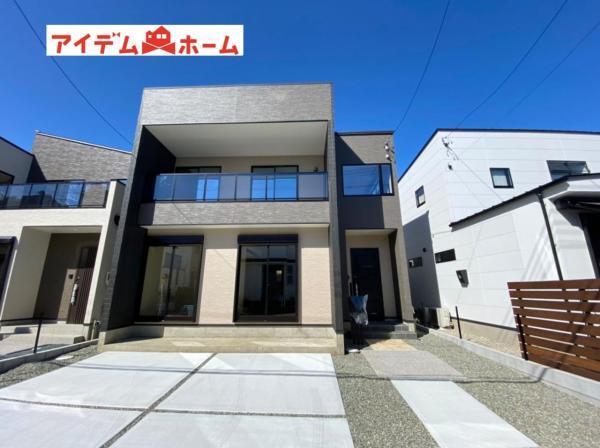 新築一戸建て 浜松市中区蜆塚2丁目  3980万円
