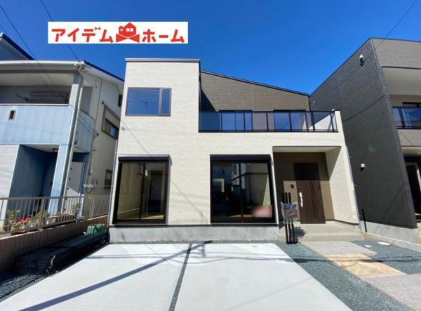 新築一戸建て 浜松市中区蜆塚2丁目  3680万円