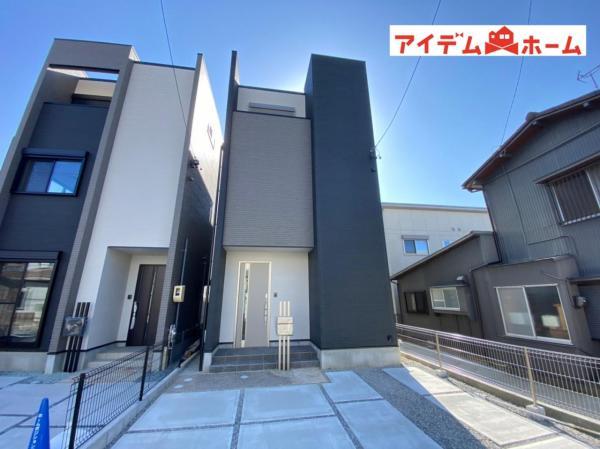 新築一戸建て 浜松市中区海老塚町 遠州鉄道新浜松駅 3080万円