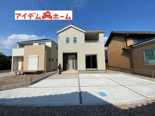 新築一戸建て 西尾市針曽根町中切 名鉄西尾線福地駅 2080万円