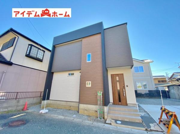 新築一戸建て 磐田市上万能 駅 2880万円