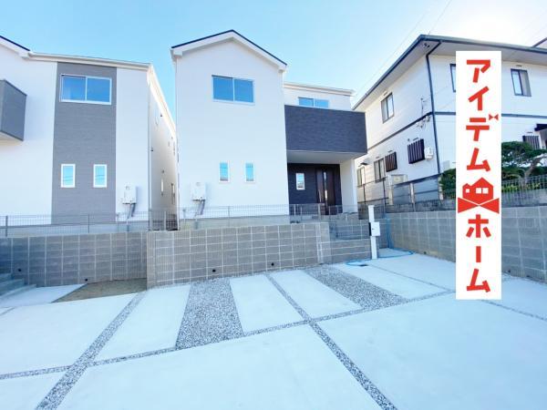 新築一戸建て 春日井市押沢台3丁目8番4の一部 JR中央本線高蔵寺駅 3280万円