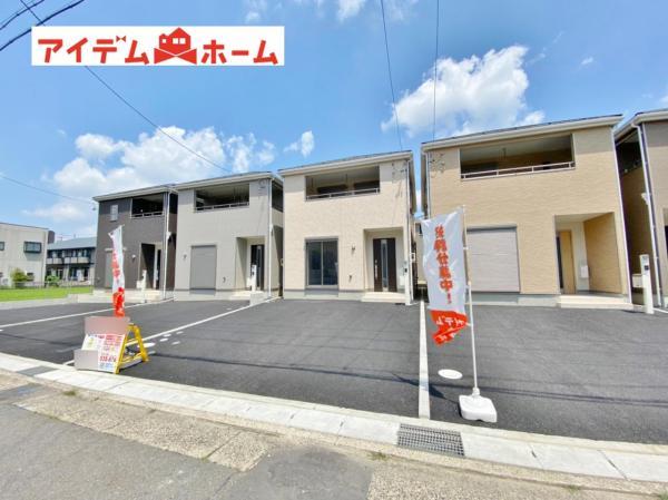 新築一戸建て 名古屋市北区如来町1-8 東海交通事業城北線比良駅 3190万円