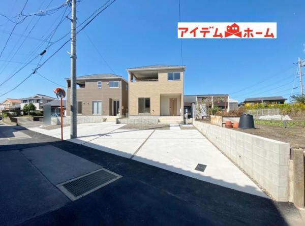 新築一戸建て 西尾市一色町赤羽水出 名鉄西尾線吉良吉田駅 2090万円