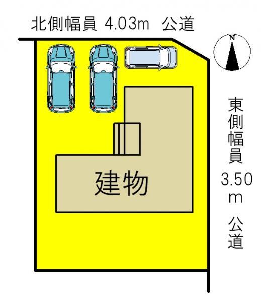 新築一戸建て 愛西市稲葉町米野 名鉄尾西線日比野駅 2590万円