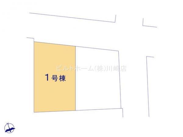 新築戸建 横浜市磯子区磯子2丁目 JR根岸線磯子駅 3390万円