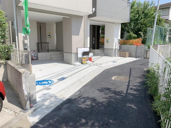 新築戸建 横浜市西区境之谷 京急本線南太田駅 3790万円