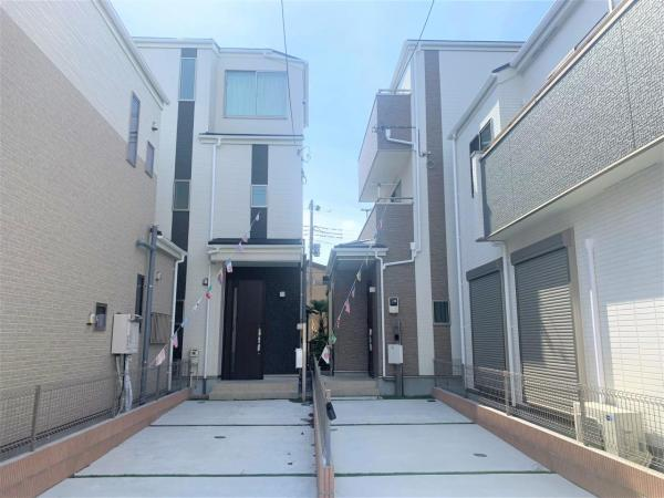 新築戸建 さいたま市南区別所3丁目 JR埼京線武蔵浦和駅 5490万円