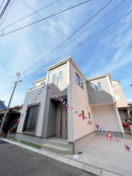 新築戸建 さいたま市南区鹿手袋1丁目 JR埼京線中浦和駅 4690万円