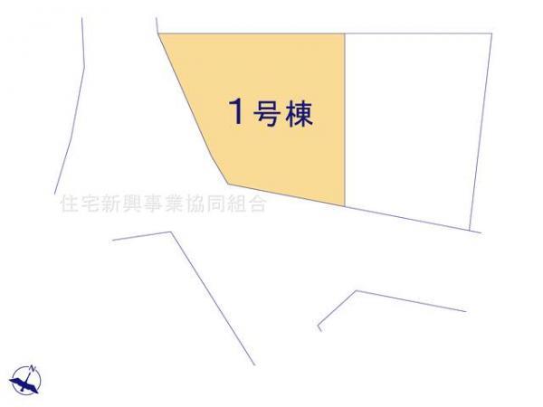 新築戸建 東村山市恩多町3丁目9-11 西武新宿線久米川駅 3380万円