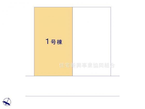 新築戸建 立川市栄町1丁目31-2 JR中央線国立駅 3980万円