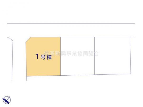 新築戸建 国分寺市日吉町3丁目28-31 JR中央線国立駅 5380万円