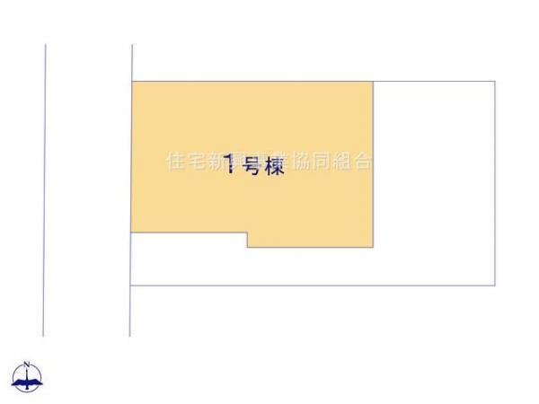 新築戸建 東久留米市前沢3丁目1221-11 西武新宿線花小金井駅 3780万円