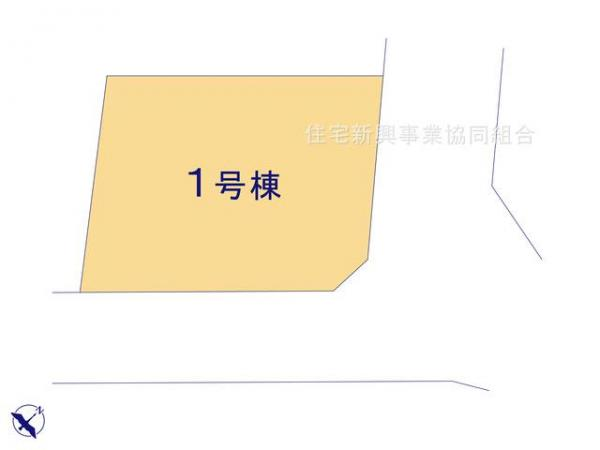 新築戸建 国分寺市内藤2丁目29-6 JR中央線国立駅 5280万円
