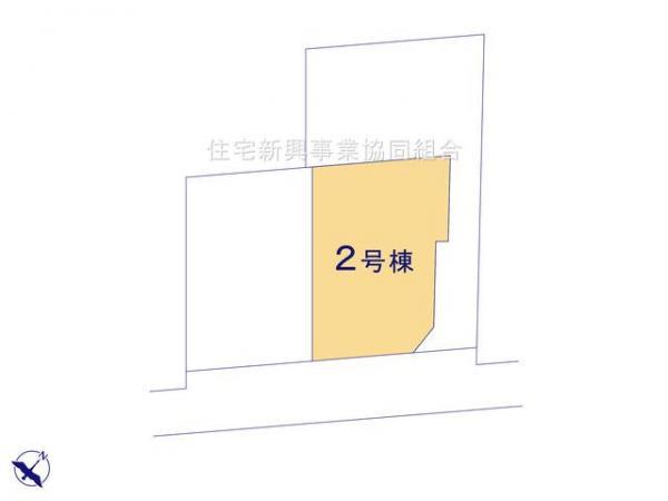 新築戸建 国分寺市日吉町2丁目34-1 JR中央線国立駅 4880万円