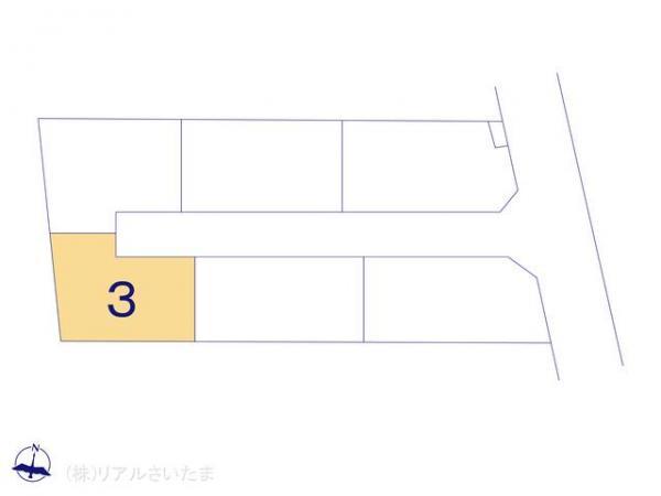 土地 埼玉県さいたま市桜区大字神田742-3 JR埼京線与野本町駅 1810万円