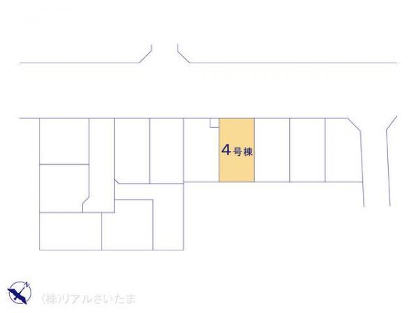 中古戸建 埼玉県上尾市浅間台3丁目19-2 JR高崎線北上尾駅 2890万円