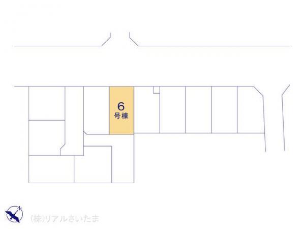 中古戸建 埼玉県上尾市浅間台3丁目19-2 JR高崎線北上尾駅 2790万円