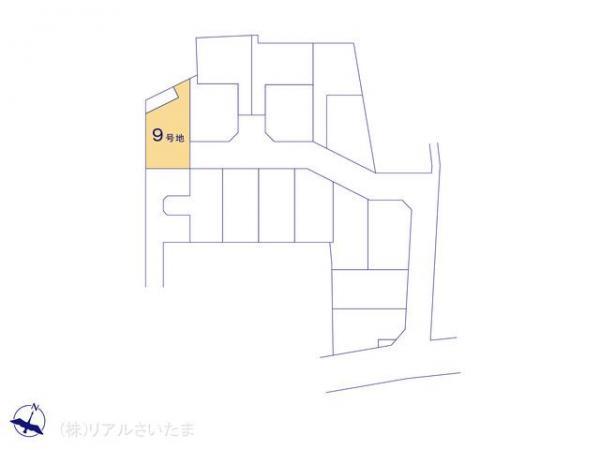 土地 埼玉県上尾市大字上1451-1 JR高崎線桶川駅 1780万円