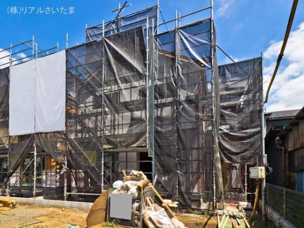 新築戸建 埼玉県上尾市錦町11-5 JR高崎線北上尾駅 2680万円