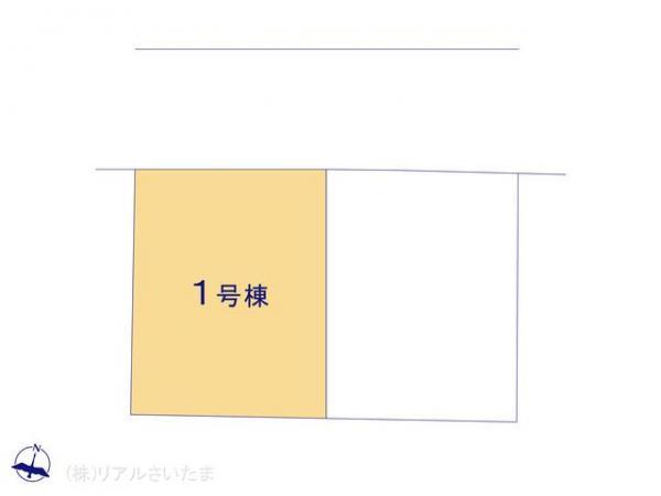 新築戸建 埼玉県上尾市小泉8丁目14-19 JR高崎線北上尾駅 2380万円