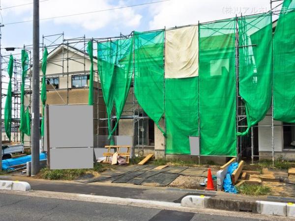 新築戸建 埼玉県上尾市浅間台4丁目23-8 JR高崎線北上尾駅 3390万円