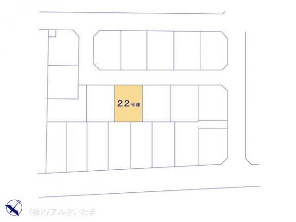 新築戸建 埼玉県上尾市浅間台3丁目19-2 JR高崎線北上尾駅 3690万円