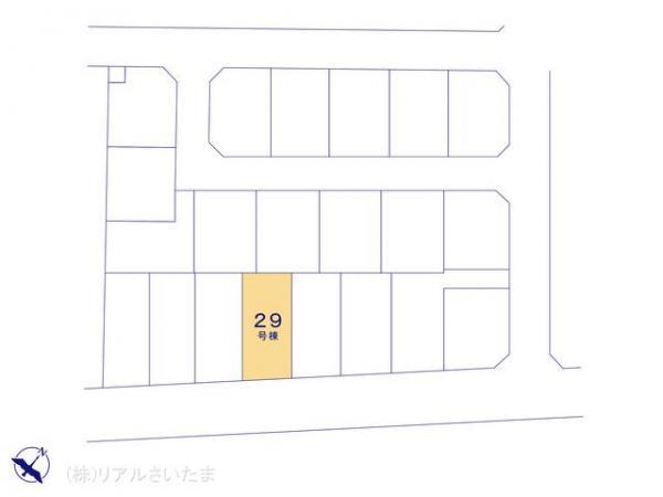 中古戸建 埼玉県上尾市浅間台3丁目19-2 JR高崎線北上尾駅 3090万円