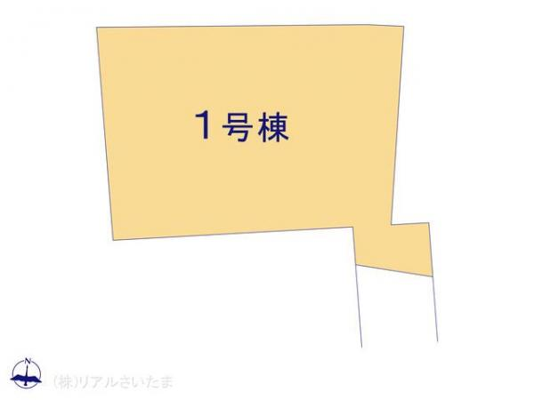 新築戸建 埼玉県さいたま市緑区大字大牧1382-3 JR武蔵野線東浦和駅 3980万円